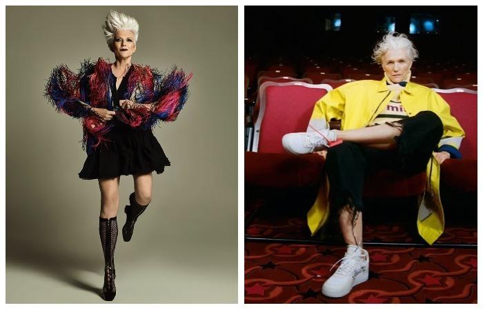 Знакомьтесь: Мэй Маск и её эксцентричный стиль.