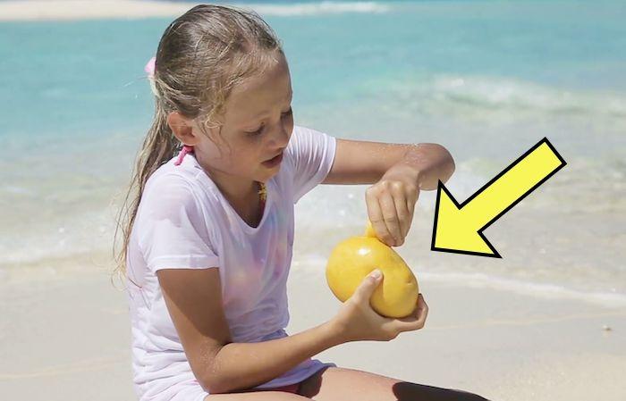 Крайне неприятный инцидент с манго.
