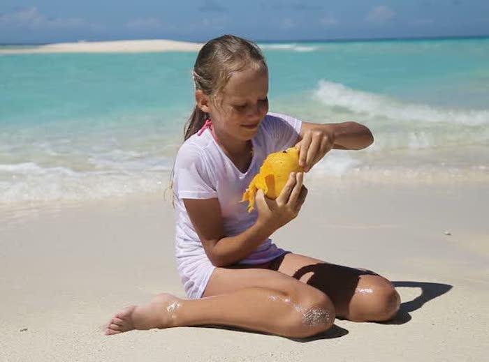 Перекус манго в жаркий день закончился непредсказуемо.