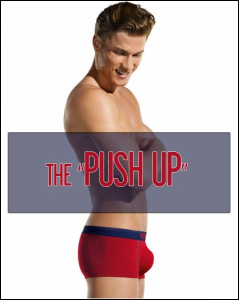 ТОП-10 самых (не) оригинальных подарков на 23 февраля: мужское бельё с эффектом push up