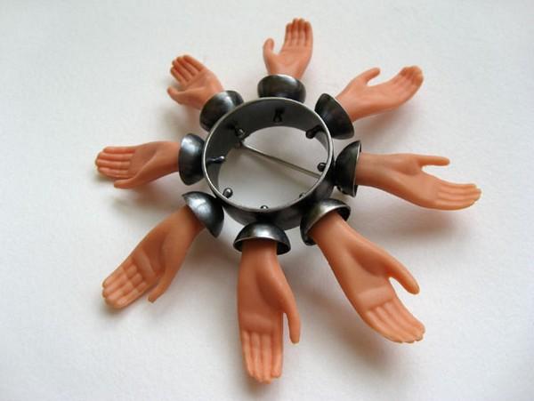 Жутковатая Барби-коллекция от Марго Лэнж (Margaux Lange)