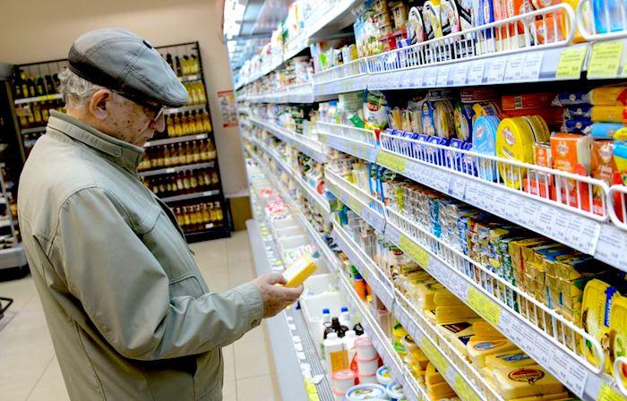 С лета 2018-го большинство продуктов питания получат новую маркировку.