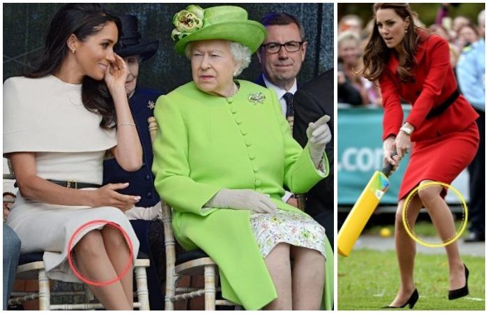 Мелкое, но противное правило королевского стиля.