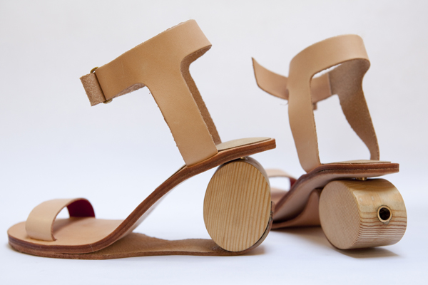 «Натуральная» коллекция обуви от Марты Дэвис (Martha Davis)