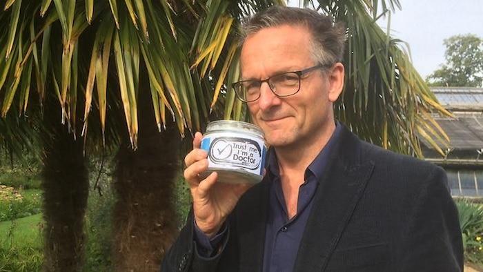 Майкл Мосли (Michael Mosley) воюет с растительными маслами.
