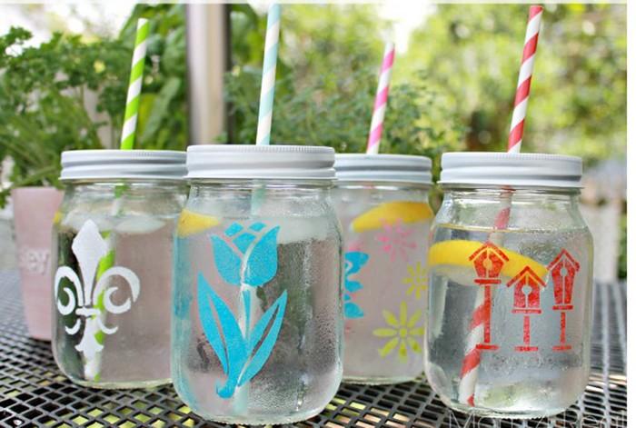 Как использовать стеклянные бутылки: 20 крутых идейКак использовать стеклянные бутылки: 20 крутых идей