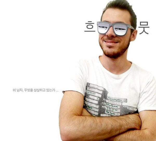 Самые забавные очки без диоптрий Memo Eyes из Кореи