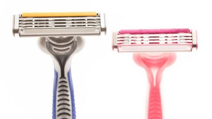 Чем на самом деле отличаются мужские бритвы от женских