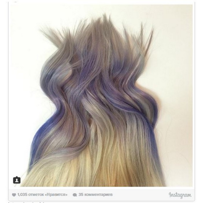 ����� ����� � ����������� ����� � mermaid hair, �� �� ������� �������