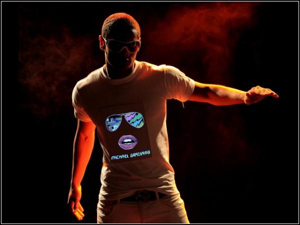 Новое поколение футболок с эквалайзером