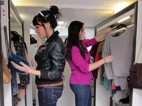 Старый-новый способ продавать одежду в Америке