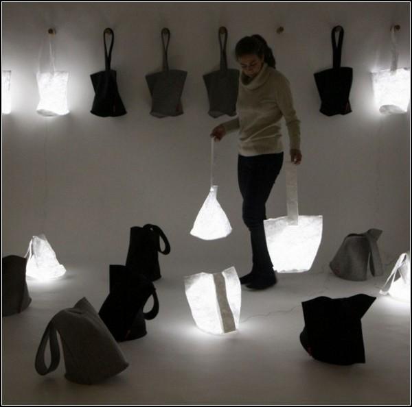 Креативные эко сумки от molo