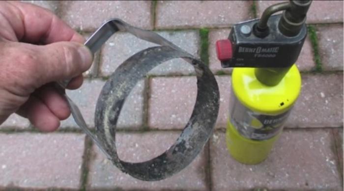 Инструмент для прорезания.