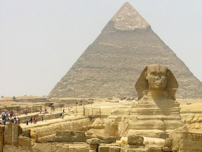 Каир уже не тот.