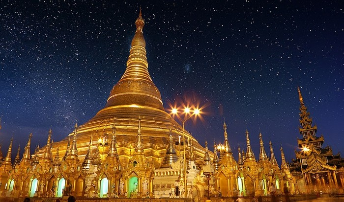 Янгон: красив, но опасен.