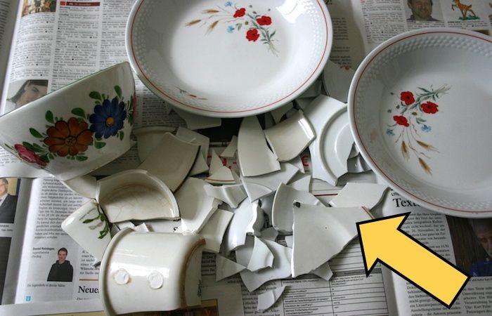 «Бей посуду, я плачу!»