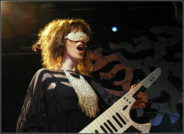 Британская певица Иможен Хип (Imogen Heap)