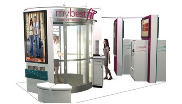 Соответствие размеров одежды и тела: пока услуги MyBestFit доступны только заграницей