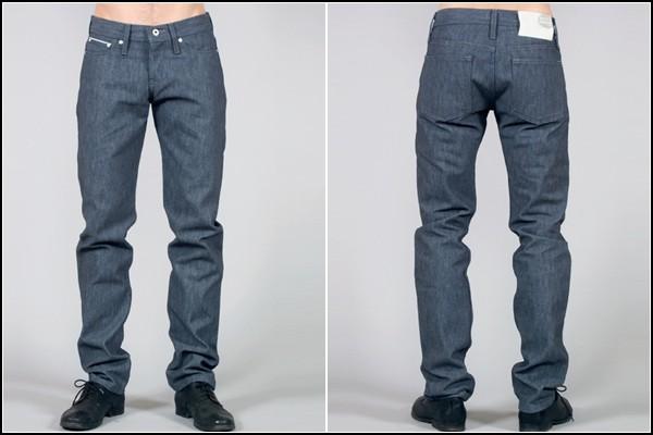 Оригинальные джинсы от Naked & Famous