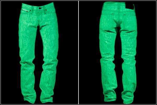 Оригинальные джинсы для смельчаков и рейверов