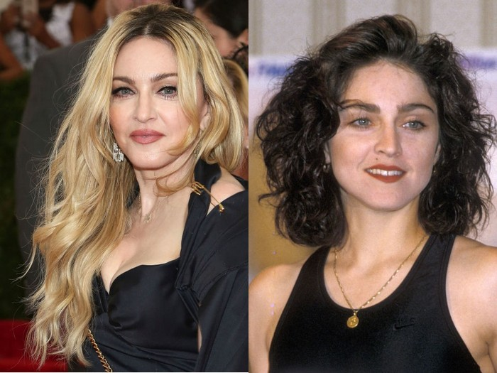 Мадонна – альфа-блондинка поп-музыки.