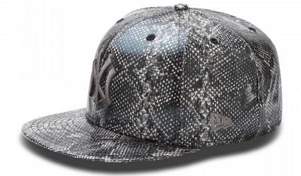Культовые кепки New Era из «благородных» материалов