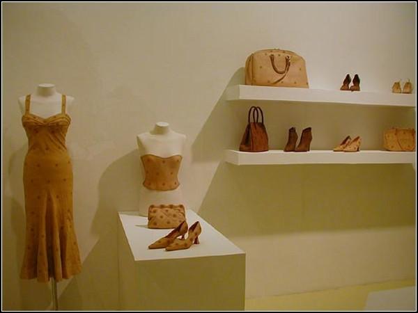 В бутике «плотской» моды