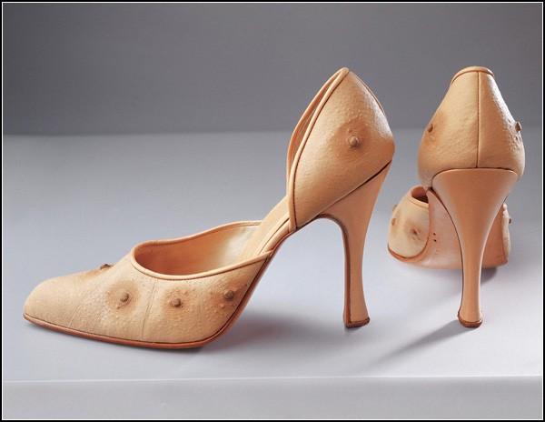 «Плотская» мода Николы Константино
