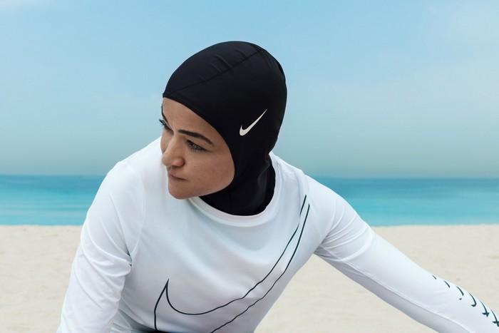 Хиджаб для занятий спортом от Nike