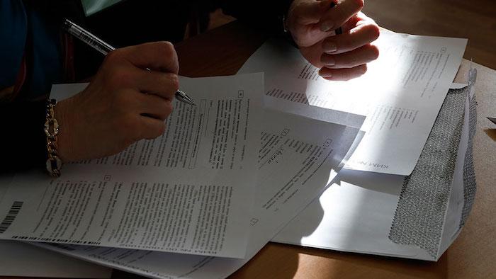 Варианты тестов можно перерешать предварительно.