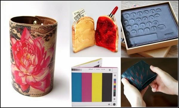 10-ка модных кошельков для денег и хорошего настроения