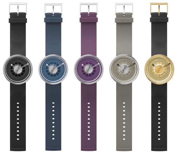 Коллекция дизайнерских часов hacker watch от o.d.m. и Майкла Янга (Michael Young)