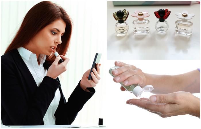 10 косметических средств, которые должны быть на рабочем месте каждой женщины