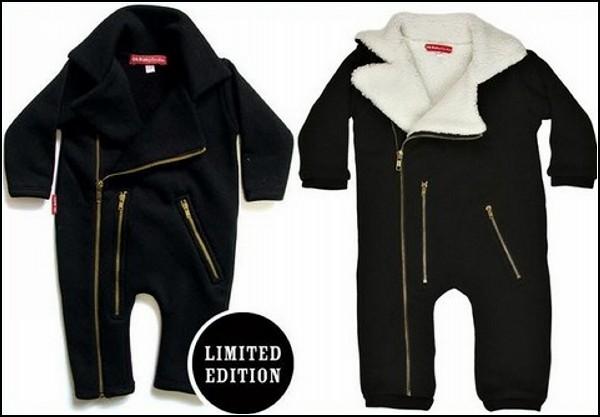 """Маленькие """"косухи"""": одежда для малышей до года и старше"""