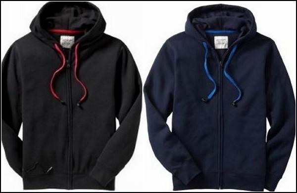 Флисовые толстовки Techno Hoodies доступны в спокойных «мужских» оттенках...