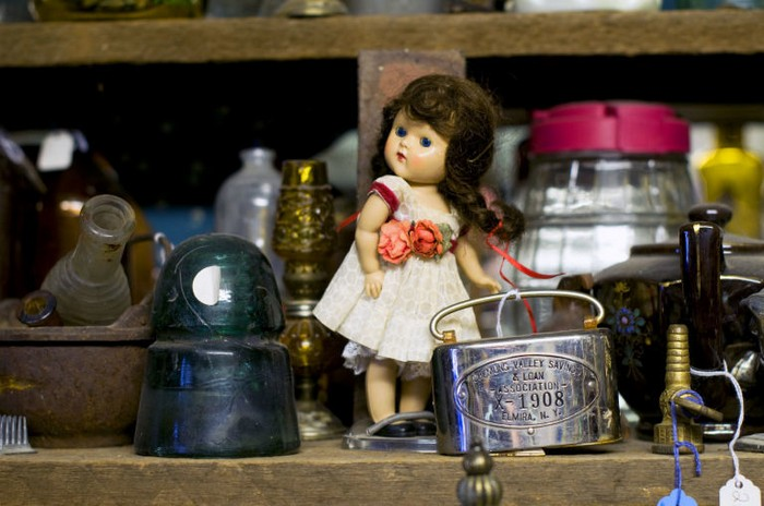 Куклы – популярный объект коллекционирования