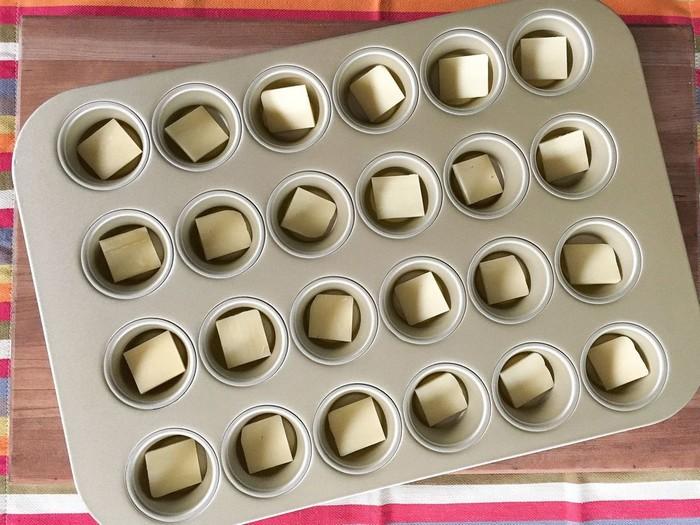 Вкусные и почти диетические крекеры из одного ингредиента