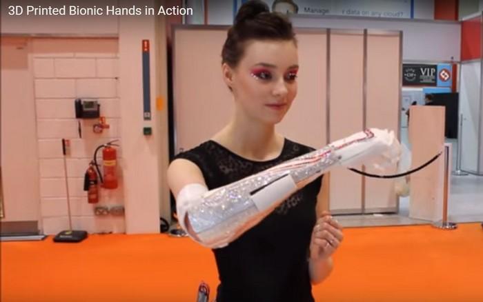 OpenBionucs уже не в первый раз разрабатывают бионические протезы с оригинальным дизайном