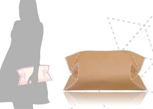 Оригами на каждый день: универсальная сумка на все случаи жизни.