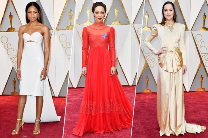 7 главных трендов, подсмотренных на красной дорожке Оскар-2017