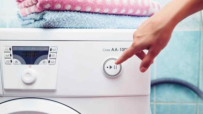 Даже стиральную машину нужно время от времени «стирать».