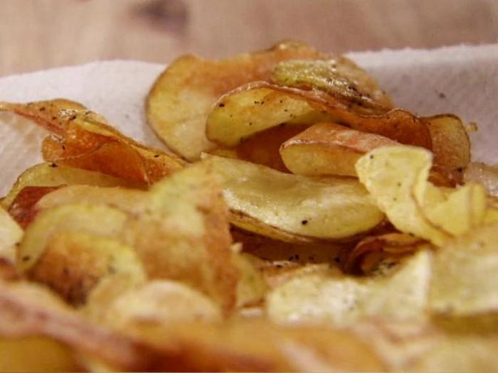 Почти полезные чипсы.