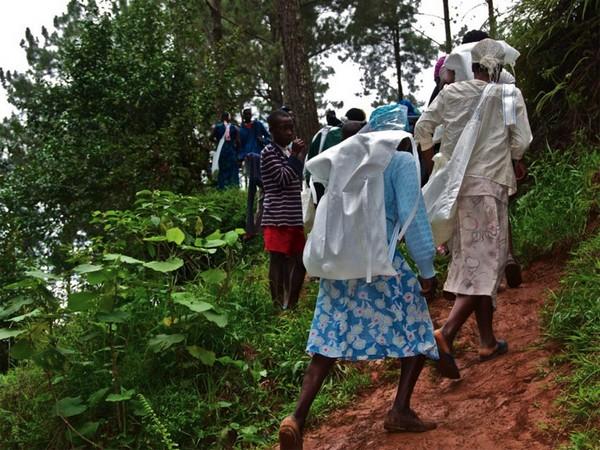 Рюкзак первой необходимости WaterWear для бедных стран Африки и не только