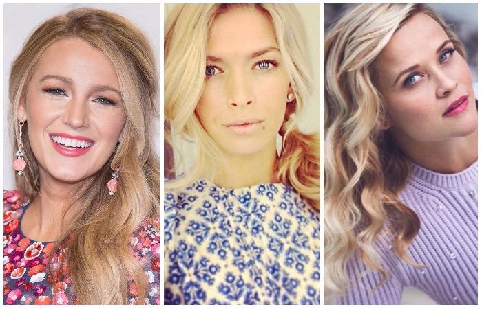 Блондинкам посвящается.