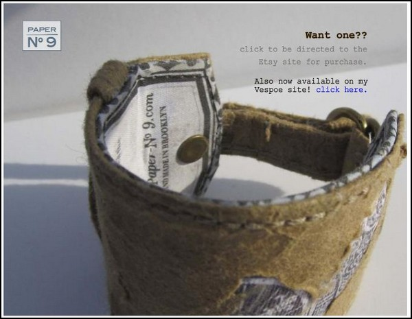 Долговечная бумажная одежда и аксессуары от Paper No.9 хранят скрытые послания