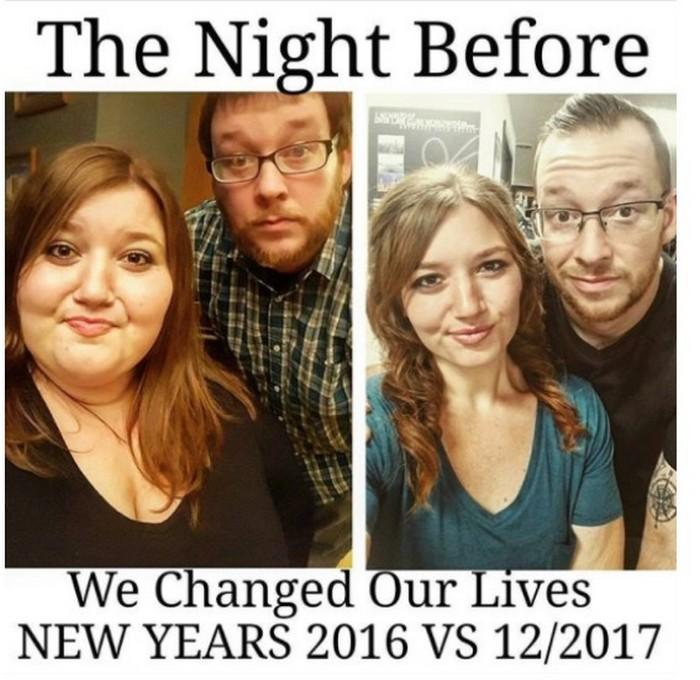 Семья, которая в Новом году всё сделала правильно.