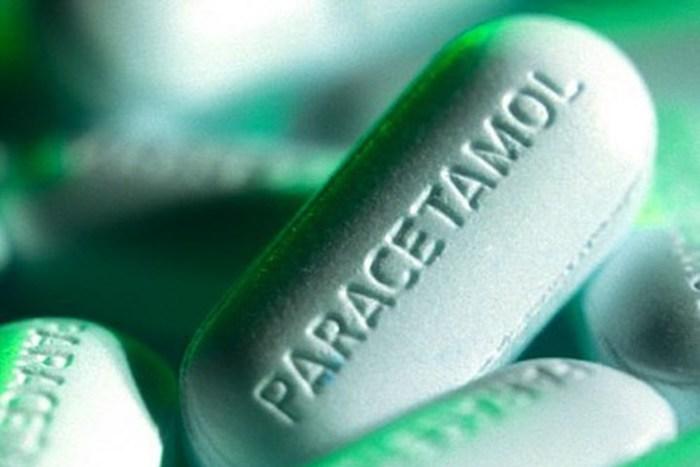 Парацетамол способен прервать род по мужской линии?