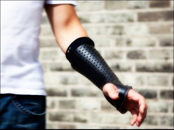 Новый электронный лонгет для самого быстрого срастания костей
