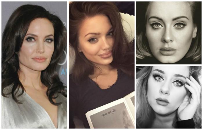 10 людей, которые так похожи на знаменитостей, что это пугает