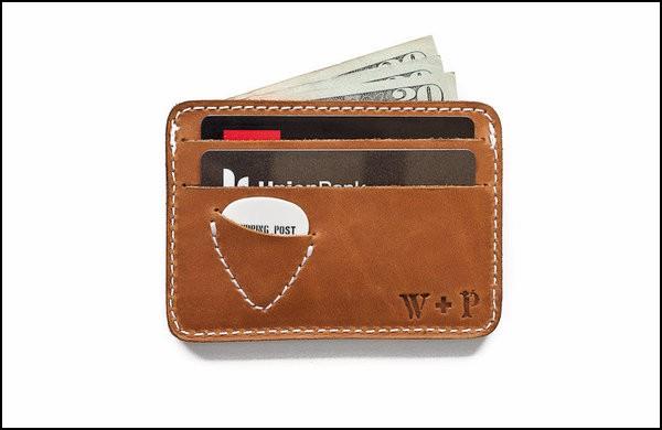 Кожаный кошелёк Picker's Wallet
